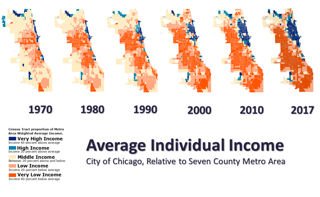 Average Individual Income Map